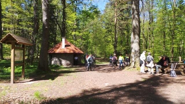 Cabane des 3 forestiers