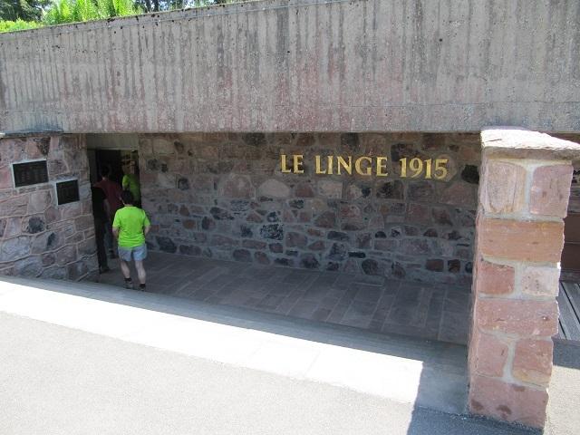 Visite - Musée du Mémorial du Linge