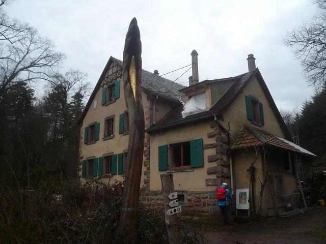 Maison forestière du Landsberg