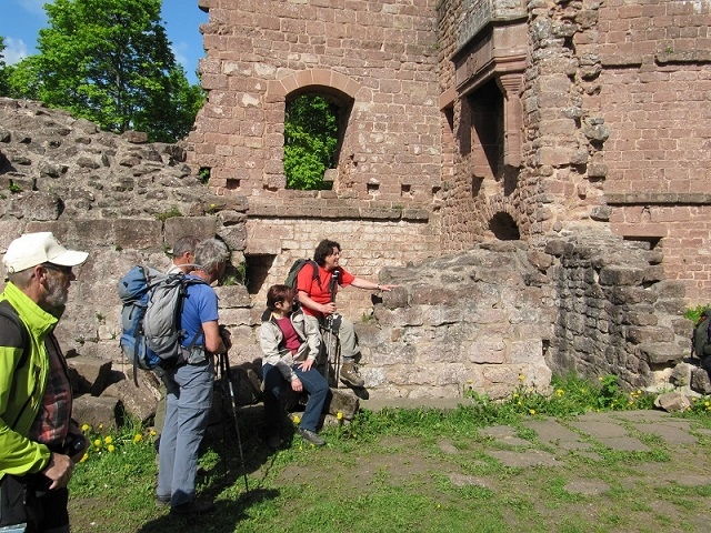 5896 Au château de Wangenbourg