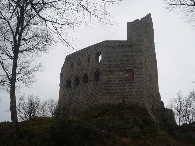 Le château du Spesbourg