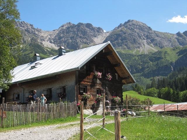 Untere Wies Alpe