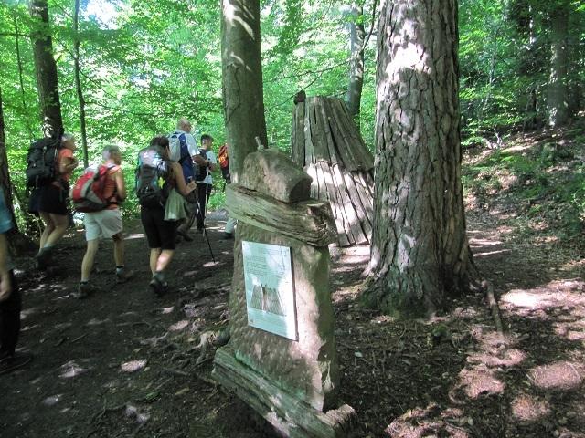 Le sentier des Charbonniers