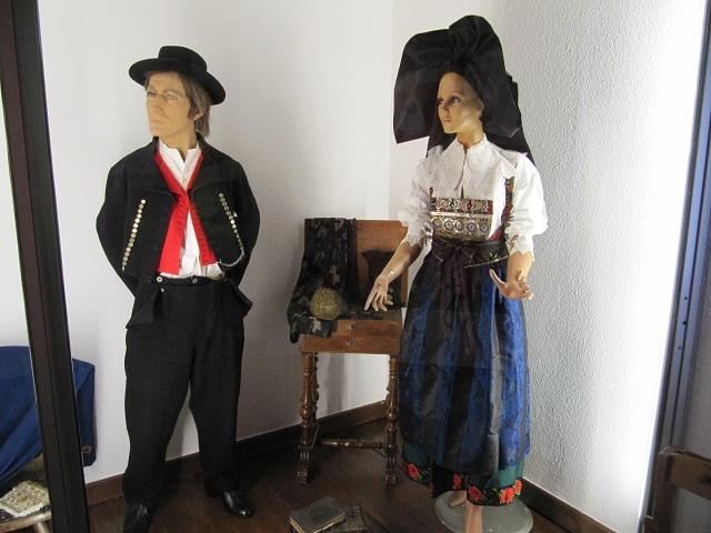 Musée de Marmoutier - Costumes alsaciens