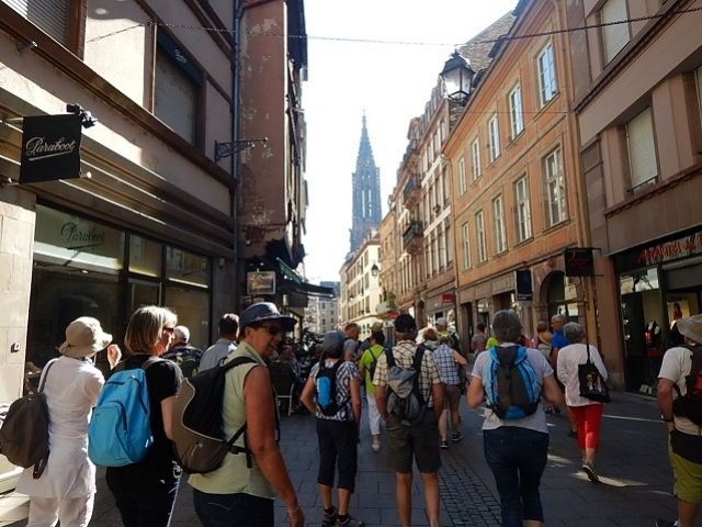 Strasbourg - Rue Gutenberg