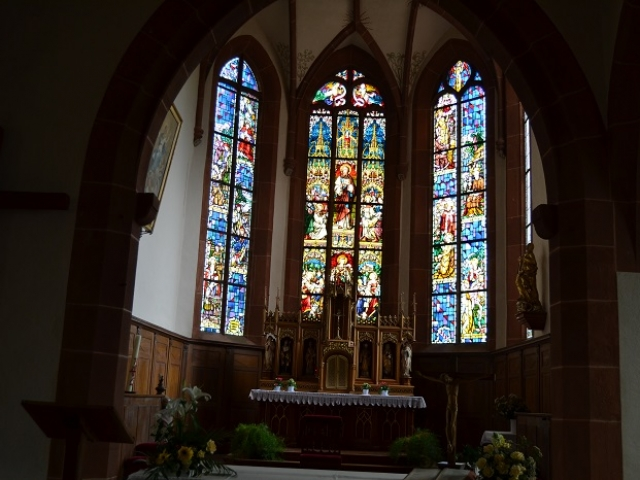 Eglise de Hunawihr