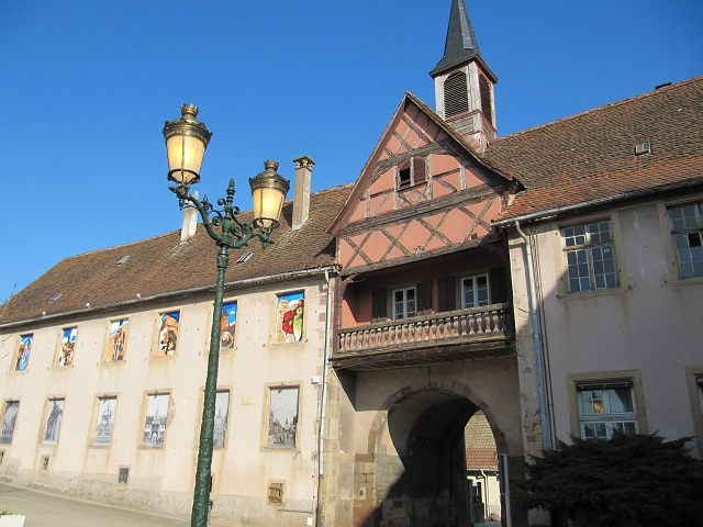 Porte Hohenbourg