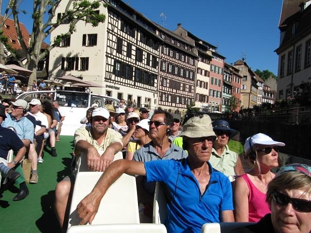 Strasbourg - Visite en Batorama - La Petite France