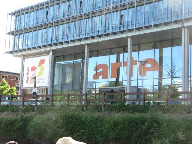 Strasbourg - Visite en Batorama - Arte La télé franco-allemande