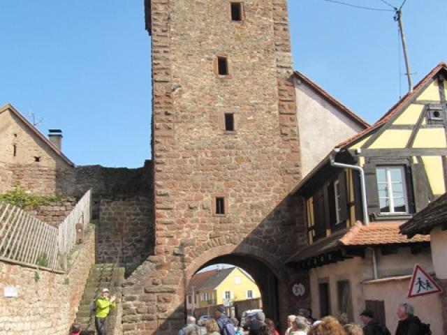 Porte Basse à Wangen