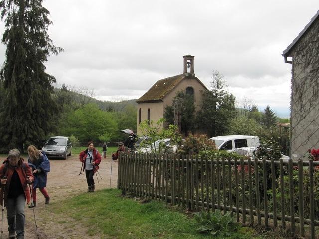 St Alexis - La chapelle