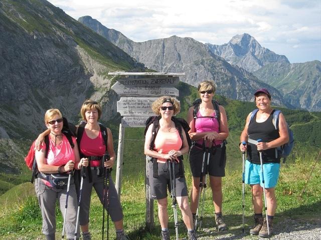 Vue depuis Kantzelwand Bergstation