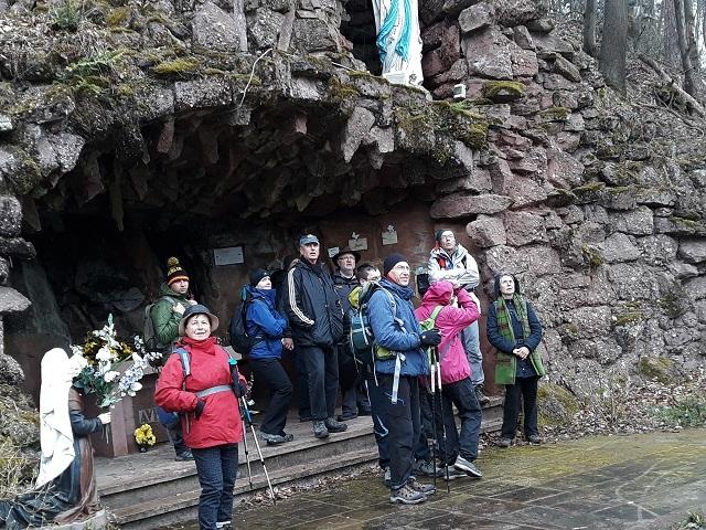 La grotte près de Lutzelbourg