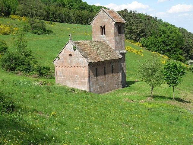 Chapelle St Nicolas (Niedermunster)