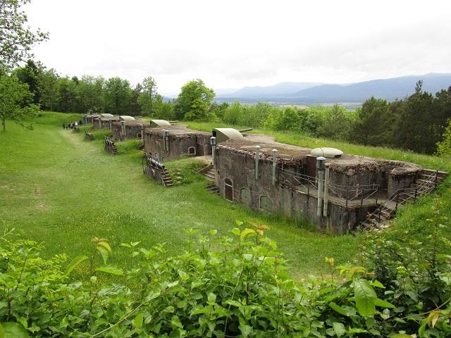 Visite du Fort de Mutzig